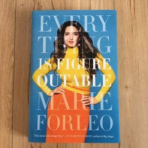 Book Everything is figureoutable - Hard cover